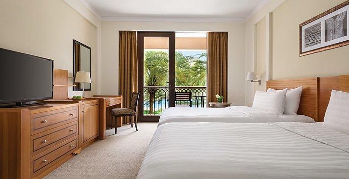 Family Room Twin Zimmer - Shangri-La Barr Al Jissah - Al Waha