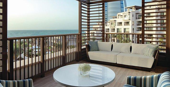 Family Suite Balkon - Jumeirah Al Naseem