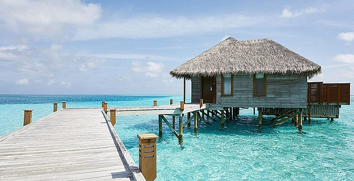 Family Water Villa - Conrad Maldives Rangali Island