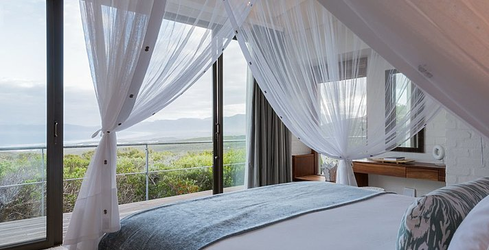 Forest Lodge Luxury Suite - Grootbos Private Nature Reserve