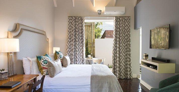 Four Rosmead - Luxury Room