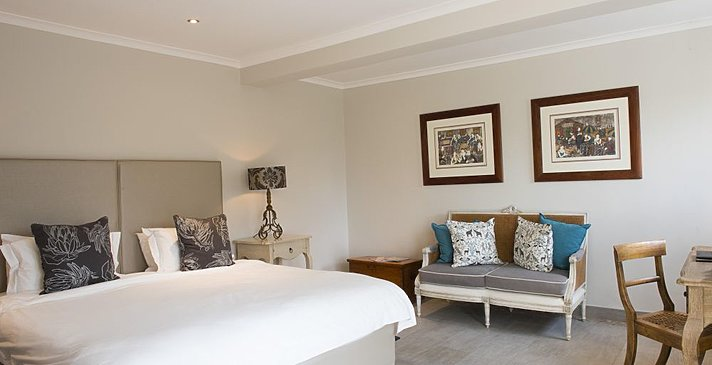 Four Rosmead - Deluxe Room