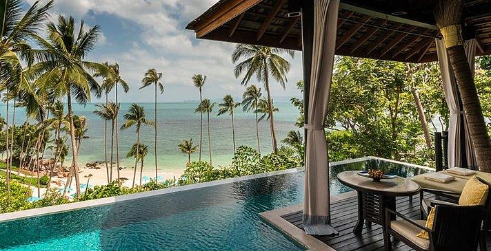 Beachfront Pool Villa - Four Seasons Resort Koh Samui