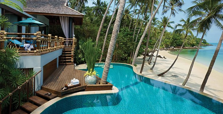 Beach Pool Villa - Four Seasons Resort Koh Samui