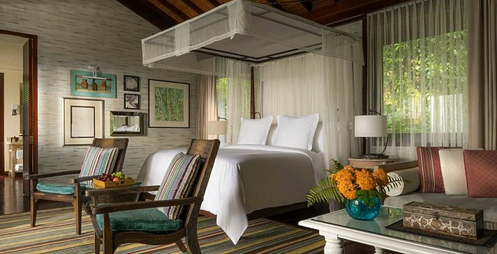 Garden View Villa - Four Seasons Resort Seychelles