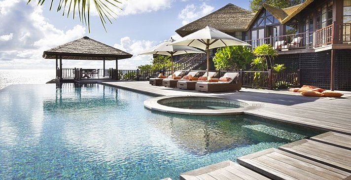 Private Pool Twin/Spa Residence