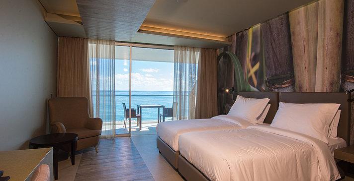 Full Ocean View Room - Saccharum