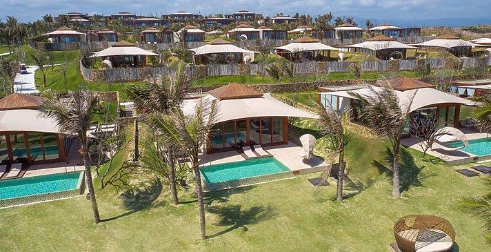 Pool Villa Ocean Front - Fusion Resort Cam Ranh