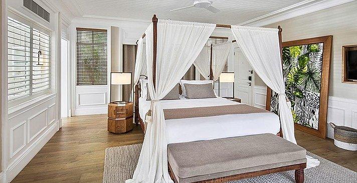 Deluxe Golf Suite / Junior Suite Garden View - Heritage Le Telfair Golf & Wellness Resort