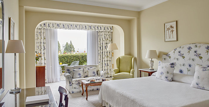 Garden Junior Suite - Belmond Reid's Palace