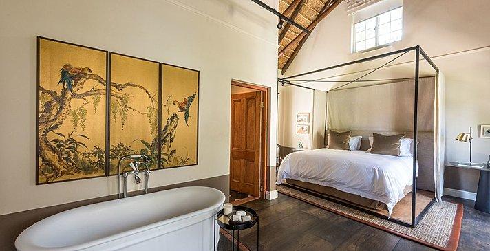 Garden Room - La Clé Lodge - La Clé des Montagnes