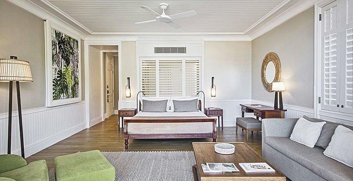 Garden View Suite - Heritage Le Telfair Golf & Wellness Resort