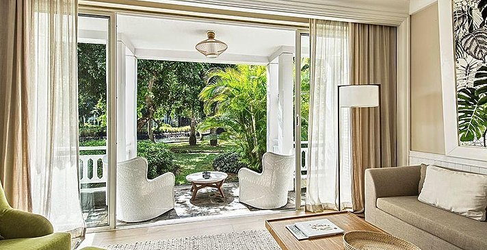 Garden View Suite - Heritage Le Telfair Golf & Wellness Resort