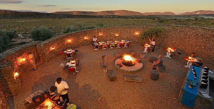 Gondwana Family Lodge - Sanbona Wildlife Reserve