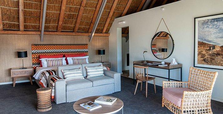 Gondwana Family Room - Sanbona Wildlife Reserve
