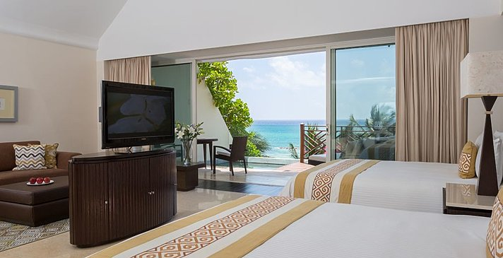 Grand Class Suite Twin - Grand Velas Riviera Maya