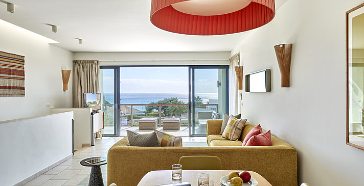 Grand Deluxe Ocean House - Martinhal Sagres Beach Family Resort