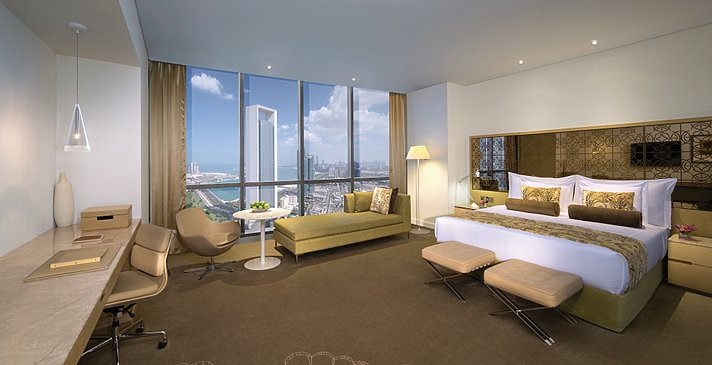 Grand Deluxe (Club) Room - Jumeirah at Etihad Towers