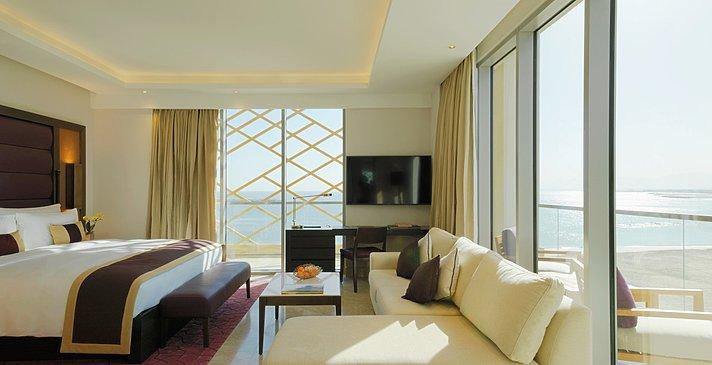 Grand Deluxe Room - Kempinski Hotel Muscat