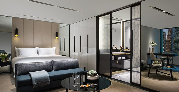 Grand Deluxe Room - The Murray Hong Kong