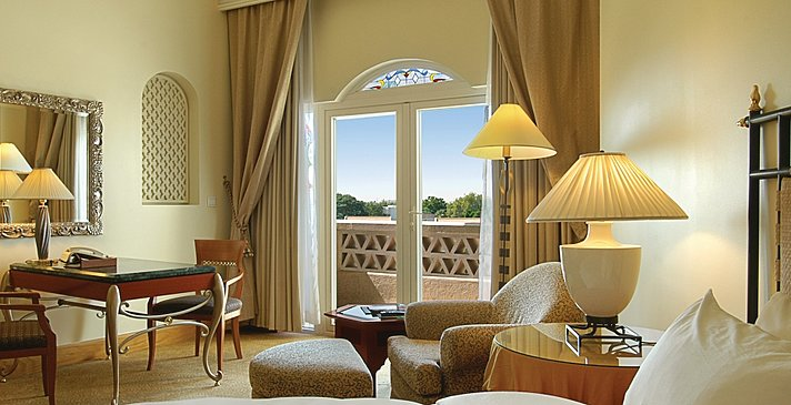 Zimmerbeispiel Grand/View und Club Room - Grand Hyatt Muscat