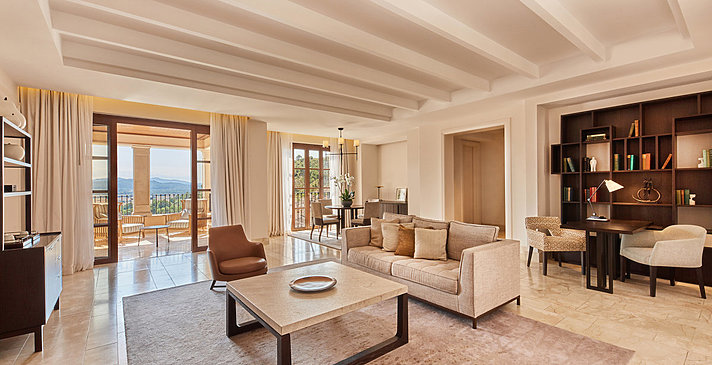 Grand Suite View - Cap Vermell Grand Hotel Mallorca