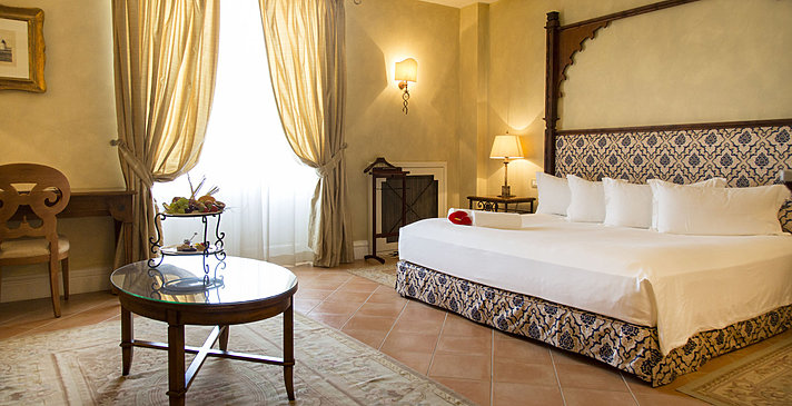 Grand Superior Room - Giardino di Costanza Resort