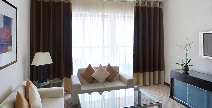 Deluxe Suite Wohnzimmer - Grosvenor House