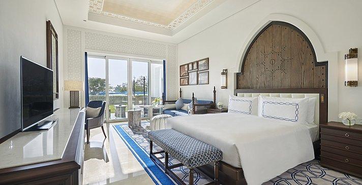 Guest Room (King) - Hilton Salwa Beach Resort