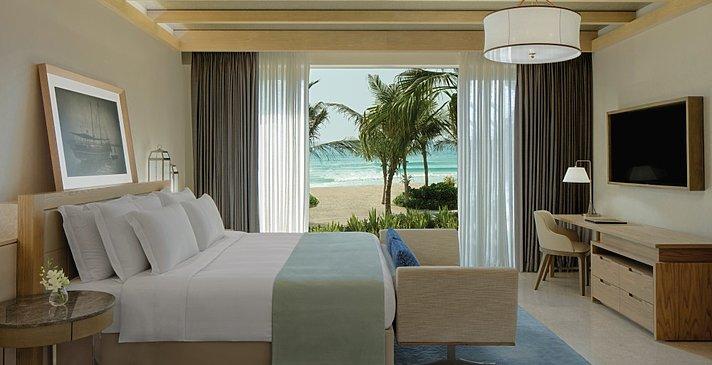 Gulf Ocean Suite Schlafzimmer - Jumeirah Al Naseem