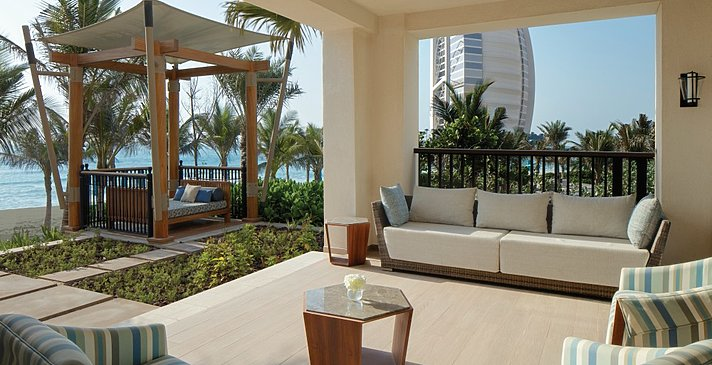 Gulf Ocean Suite Terrasse - Jumeirah Al Naseem