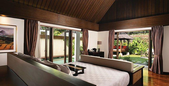Hillside Villa - The Samaya Ubud