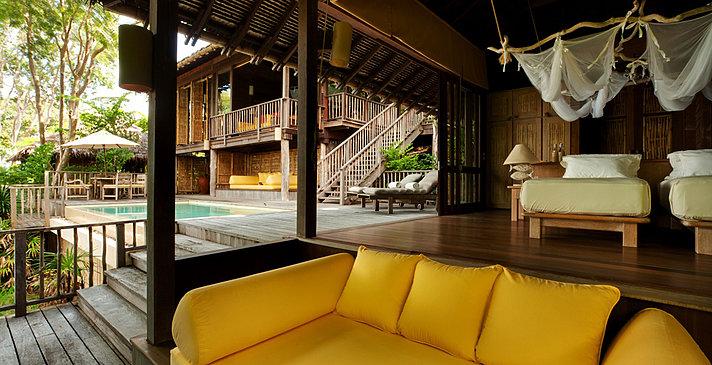 Hideaway 2 BR Pool Villa - Six Senses Yao Noi