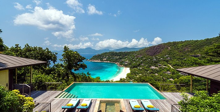 Hilltop Ocean View Suite - Four Seasons Resort Seychelles
