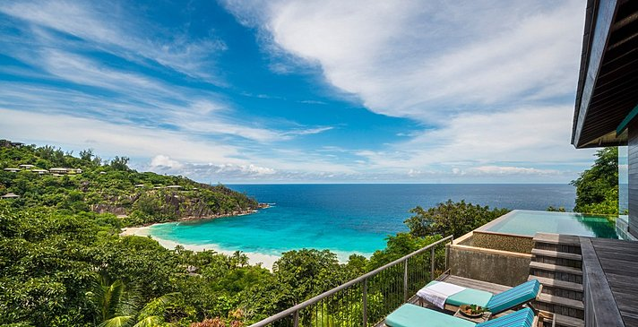 Hilltop Ocean Villa - Four Seasons Resort Seychelles