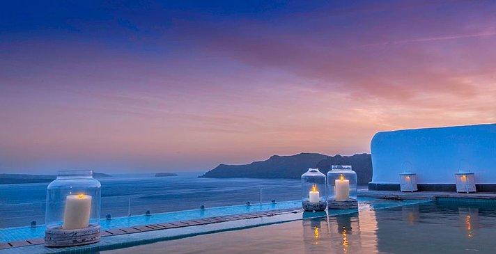Honeymoon Suite - Santorini Secret Suites & Spa