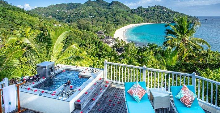 Intendance Bay Pool Villa - Banyan Tree Seychelles