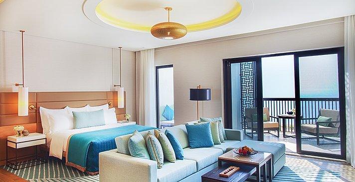 Club Junior Suite - InterConti Fujairah Resor