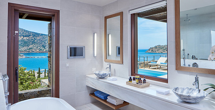 Island Luxury Suite - Blue Palace, A Luxury Collection Resort & Spa