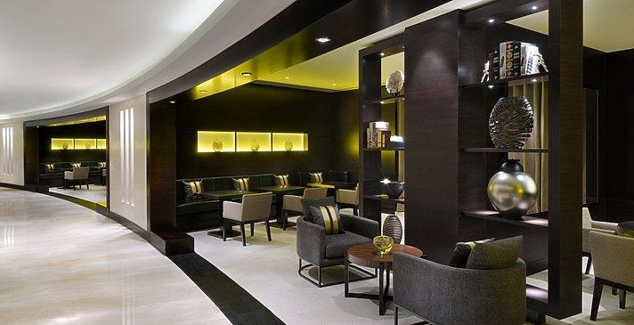 Executive Lounge - JW Marriott Marquis Dubai