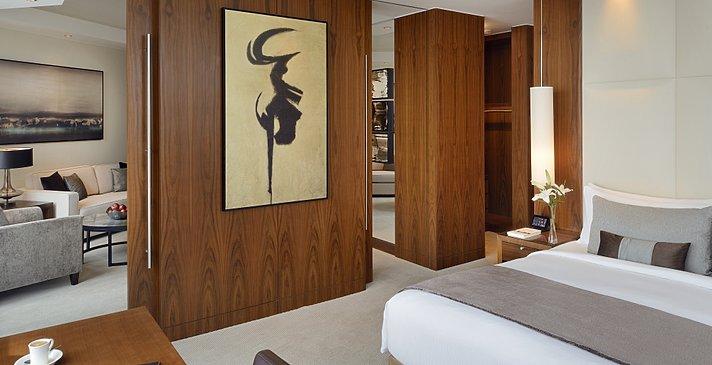 Corner-/Executive Suite - JW Marriott Marquis Dubai
