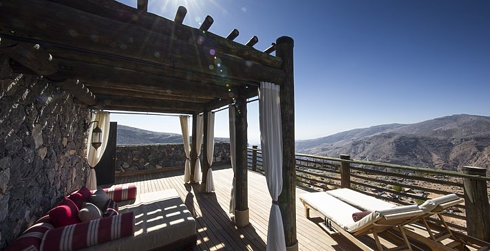 Jabal Terrace Suite - Alila Jabal Akhdar