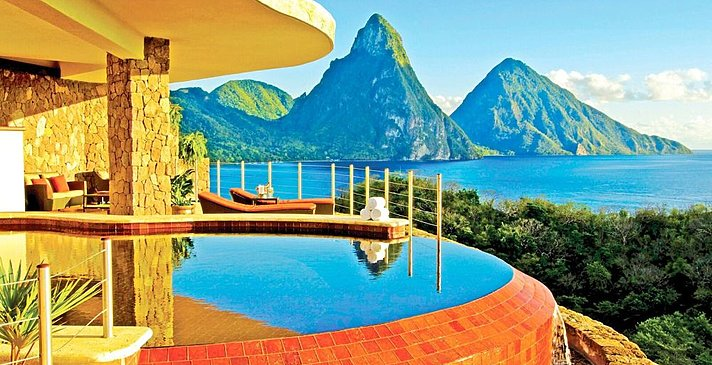 Sun Sanctuary - Jade Mountain