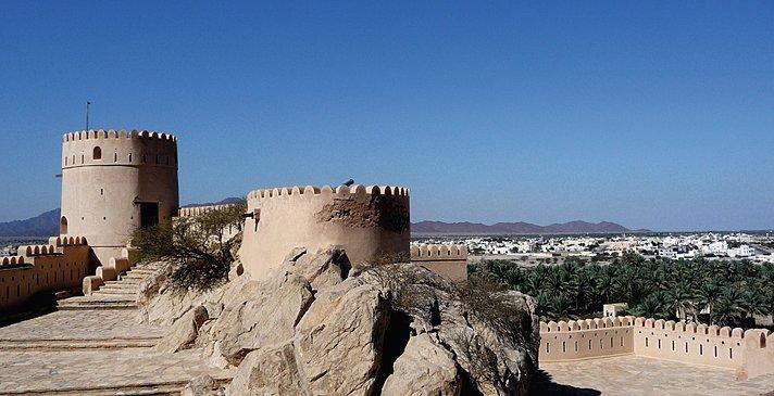 Jalali Fort Oman