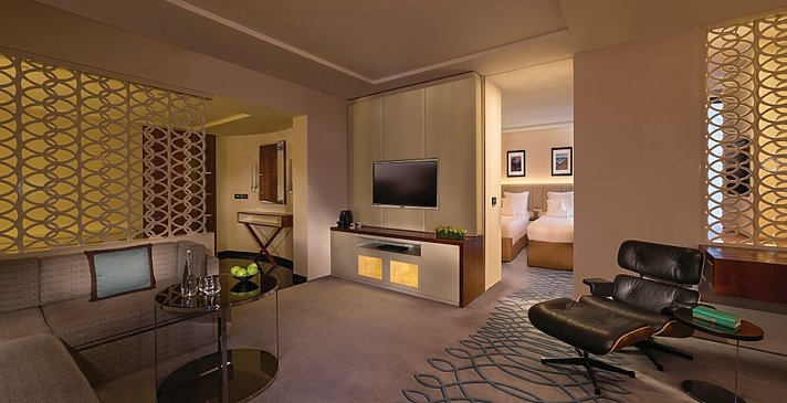 Club Junior Suite (Zimmerbeispiel) - Jumeirah Emirates Towers