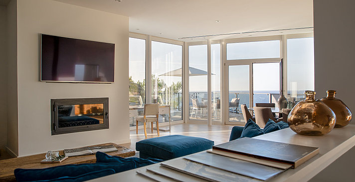 Mar Blau Suite - Jumeirah Port Soller Hotel & Spa