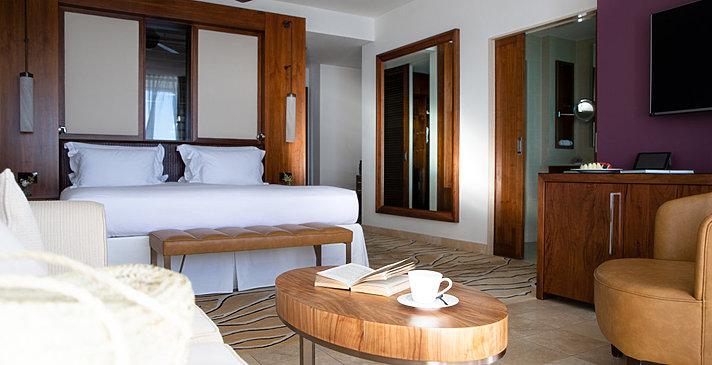 Deluxe Sea Zimmer - Jumeirah Port Soller Hotel & Spa