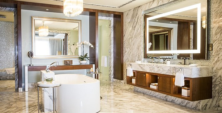 Badezimmer Suiten - Jumeirah Royal Saray, Bahrain