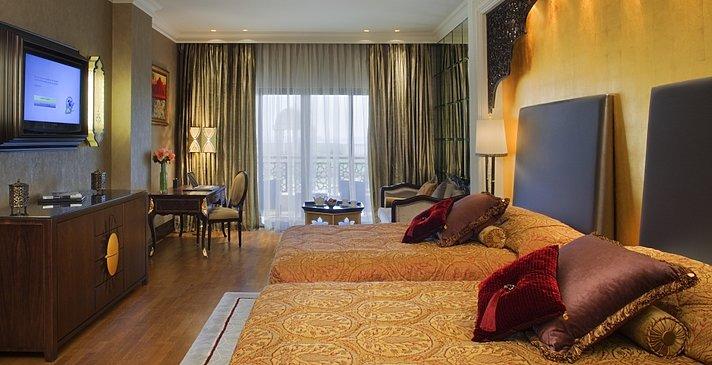 Superior, Deluxe (Club) oder Premium Room - Jumeirah Zabeel Saray