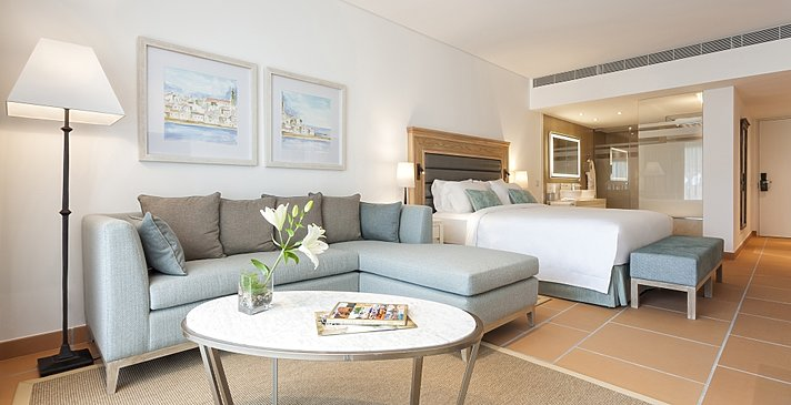 Junior Ocean Suite - Pine Cliffs, a Luxury Collection Resort, Algarve